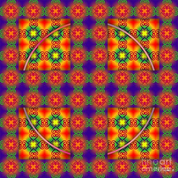 Digital Art - Sankofa Emporium Series 5 by Walter Neal