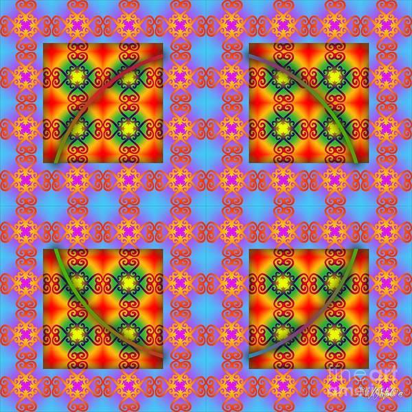 Digital Art - Sankofa Emporium Series 7 by Walter Neal