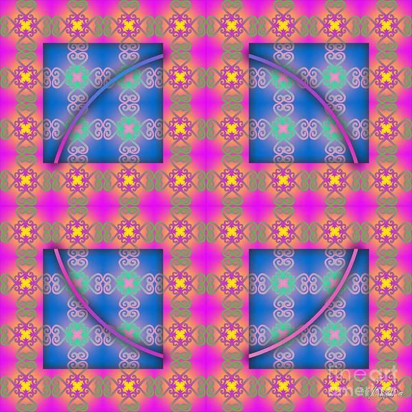 Digital Art - Sankofa Emporium Series 8 by Walter Neal