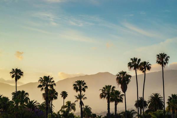 Photograph - Santa Barbara I Color by David Gordon