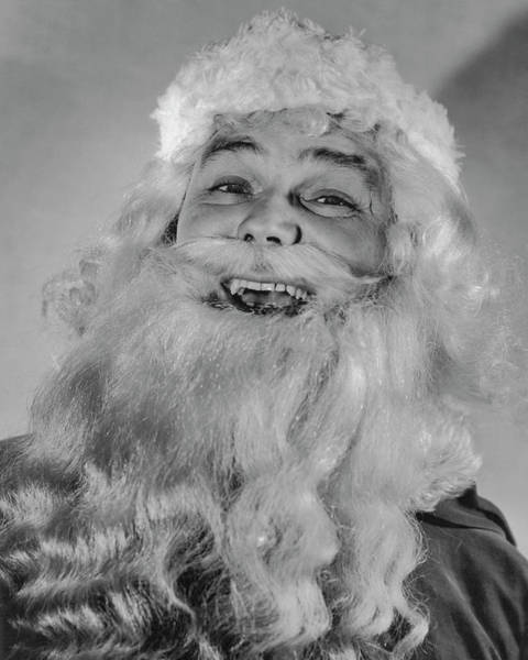 Confidence Photograph - Santa Claus by Fpg