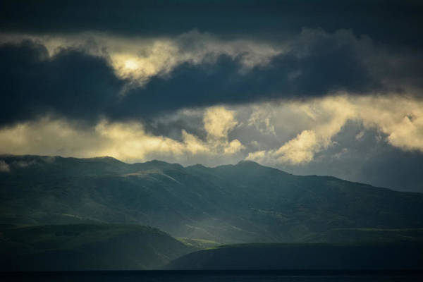 Photograph - Santa Cruz Island Storm by Kyle Hanson