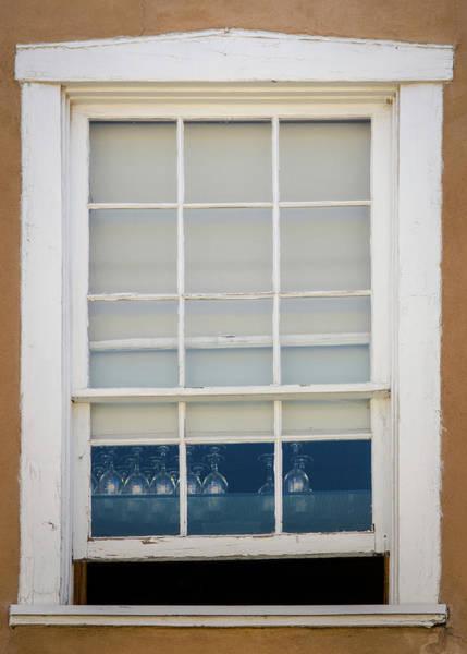 Photograph - Santa Fe Window by Jeff Phillippi