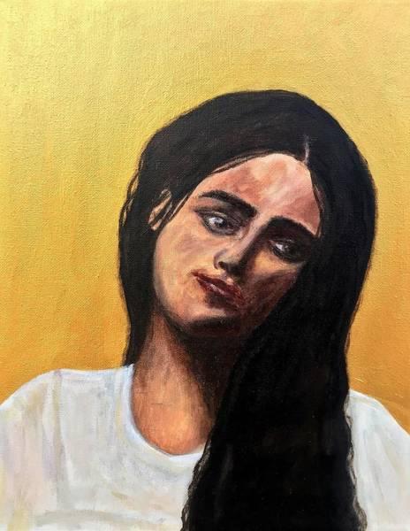 Saint Lucia Painting - Santa Lucia by Mikayla Ruth Koble