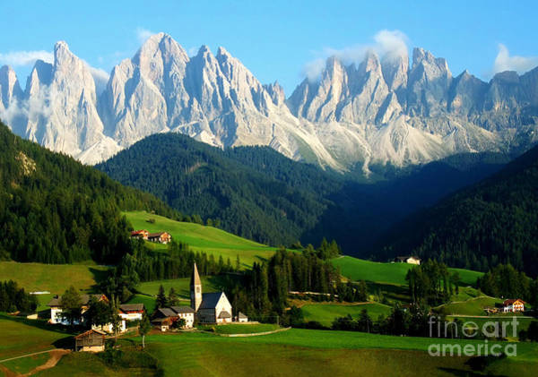 Wall Art - Photograph - Santa Maddalenasankta Magdalena And by Matteo Volpone