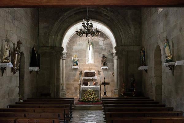 Photograph - Santa Maria De Xavina Church - Interior by RicardMN Photography