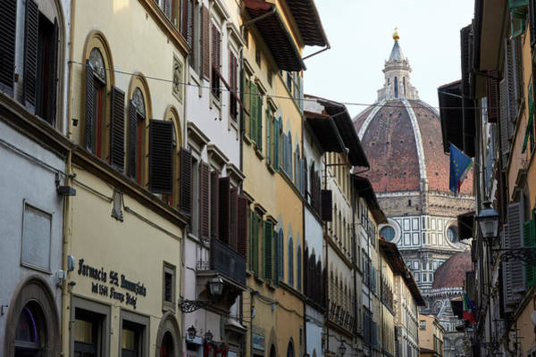 Photograph - Santa Maria Del Fiore - Florence, Italy by Fine Art Photography Prints By Eduardo Accorinti