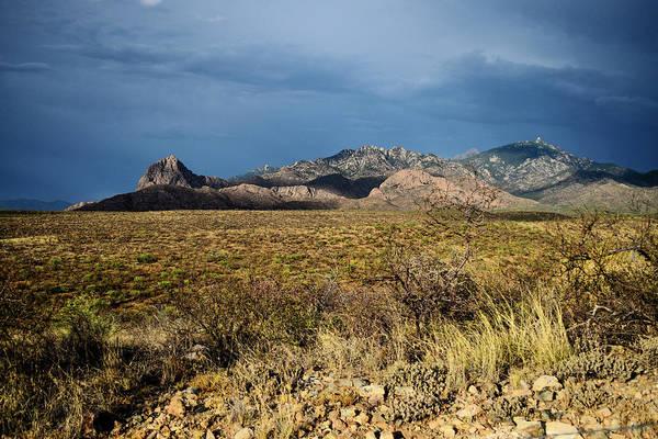 Photograph - Santa Rita Mountains And Elephant Head by Chance Kafka