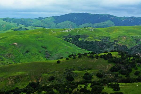 Photograph - Santa Ynez Valley by Kyle Hanson