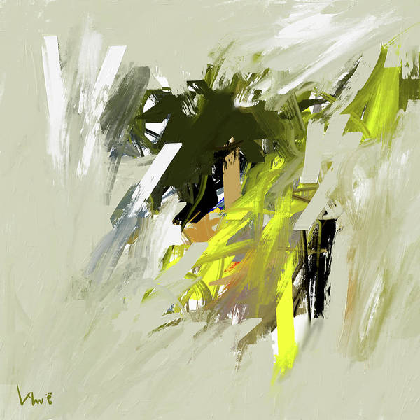 Painting - Sap Green by Ken Law