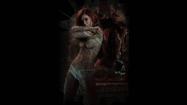 Digital Art - Saranya by Stephane Poirier