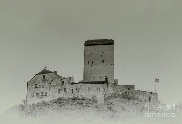 Wall Art - Photograph - Sargans Castle 2 by DiFigiano Photography