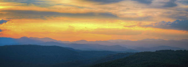 Photograph - Sassafras Sunset by David Waldrop