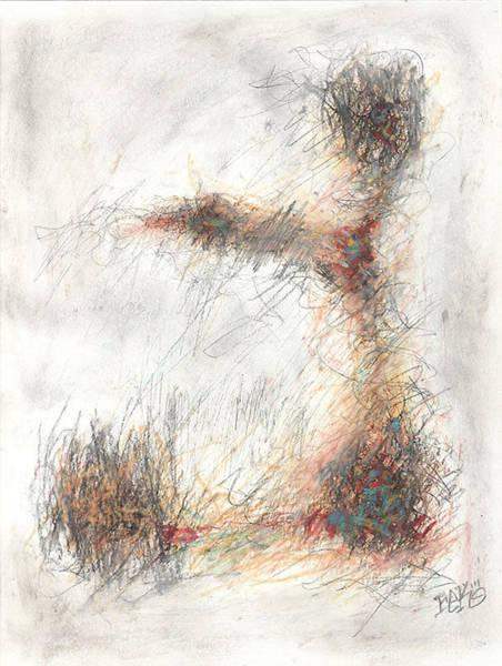 Painting - Satang by Rick Baldwin