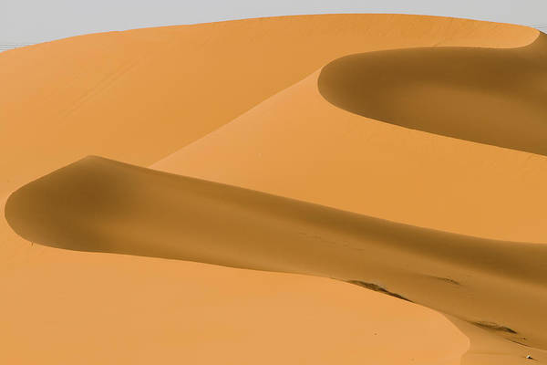 Photograph - Saudi Sand Dune by Universal Stopping Point Photography