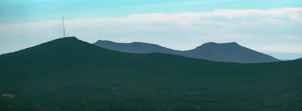 Photograph - Sauratown Mountain by Patrick M Lynch