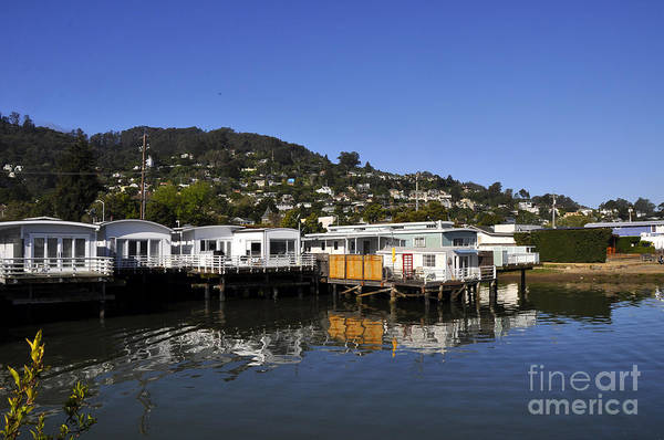 Wall Art - Photograph - Sausalito 01 by Andrew Dinh