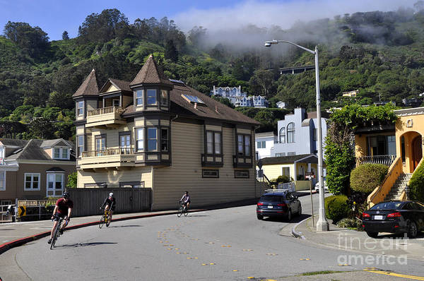 Wall Art - Photograph - Sausalito 18 by Andrew Dinh