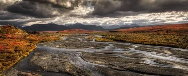 Wall Art - Photograph - Savage Canyon, Denali National Park by N P S Tim Rains