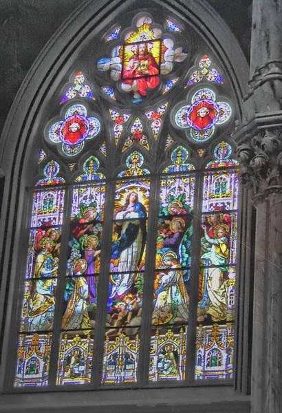 Photograph - Savannah Chapel by JAMART Photography