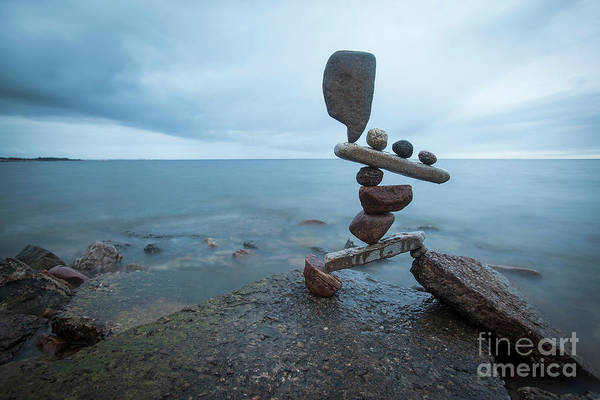 Sculpture - Scale by Pontus Jansson