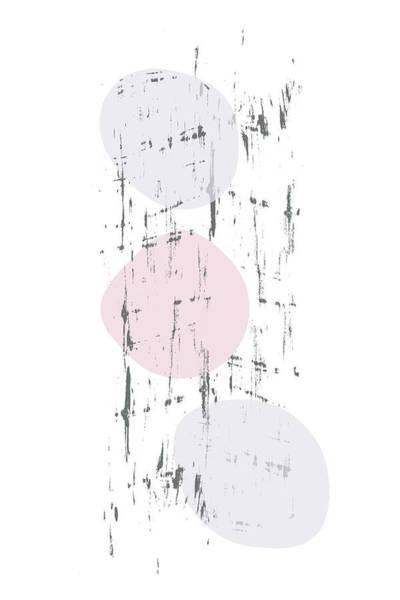 Nordic Digital Art - Scandinavian Design No 1 by Melanie Viola