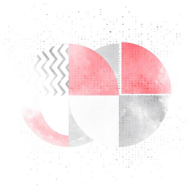Nordic Digital Art - Scandinavian Design No 114  by Melanie Viola