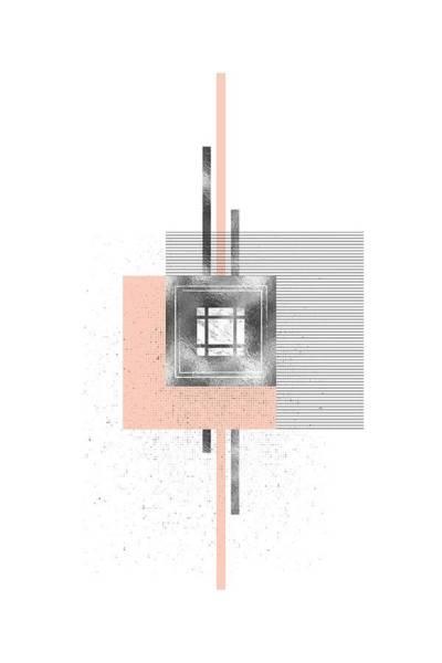 Nordic Digital Art - Scandinavian Design No 38  by Melanie Viola