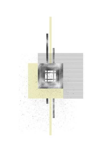 Nordic Digital Art - Scandinavian Design No 39  by Melanie Viola