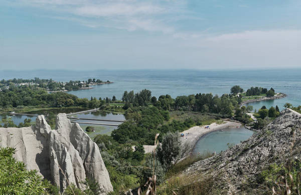 Photograph - Scarborough Bluffs by Nick Mares