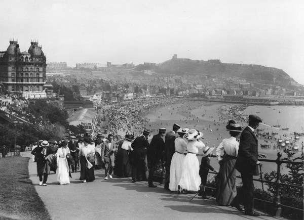 Scarborough Photograph - Scarborough by Hulton Collection