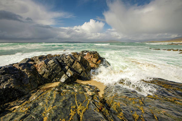 Wall Art - Mixed Media - Scarista, Isle Of Harris by Smart Aviation
