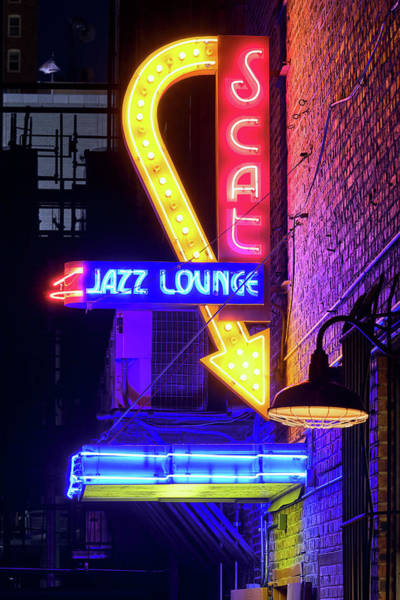 Wall Art - Photograph - Scat Jazz Fort Worth 081519 by Rospotte Photography