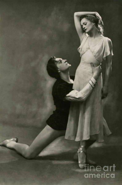 Wall Art - Photograph - Scene From Romeo And Juliet By Prokofiev by Unknown