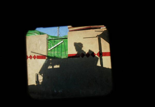 Baghdad Wall Art - Photograph - Scenes From A Humvee Window In Baghdad by Chris Hondros