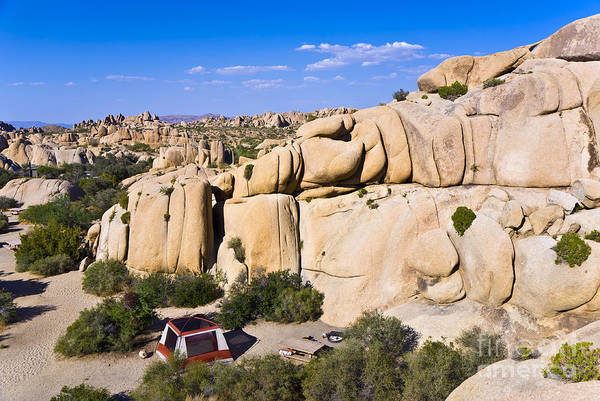 11 Wall Art - Photograph - Scenic Rocks In Joshua Tree National by Travelview