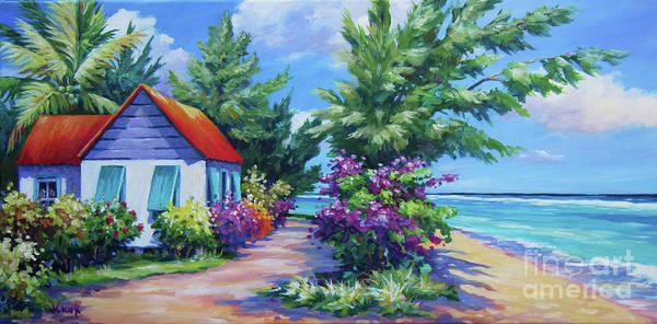 South Beach Painting - Scenic Route by John Clark