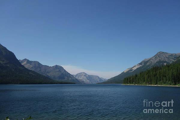 Photograph - Scenic Waterton Lake by Wilko Van de Kamp