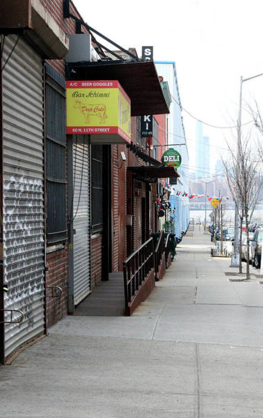 Photograph - Schimanski Nightclub - Brooklyn, Ny by Doc Braham
