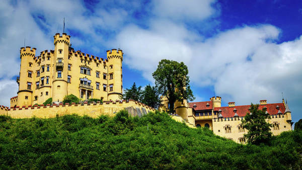 Photograph - Schloss Hohenschwangau by Borja Robles