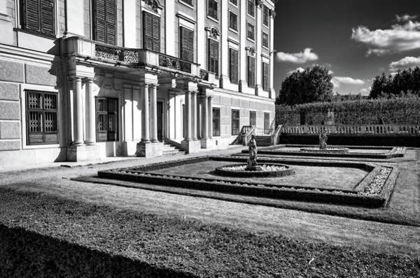 Photograph - Schonbrunn Palace by Borja Robles