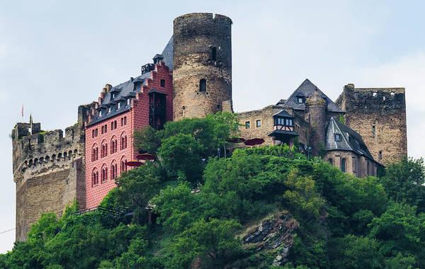 Schonburg Castle Art Print