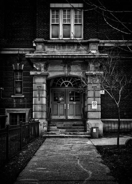 Photograph - School Daze No 5 by Brian Carson