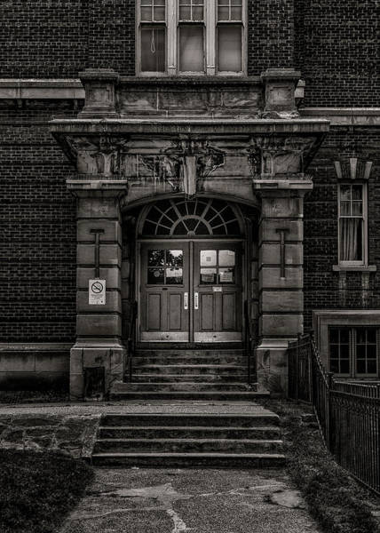 Photograph - School Daze No 8 by Brian Carson