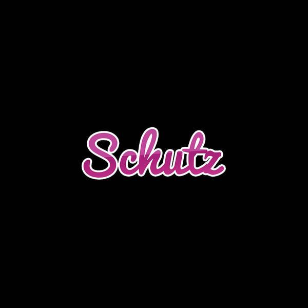 Wall Art - Digital Art - Schutz #schutz by TintoDesigns