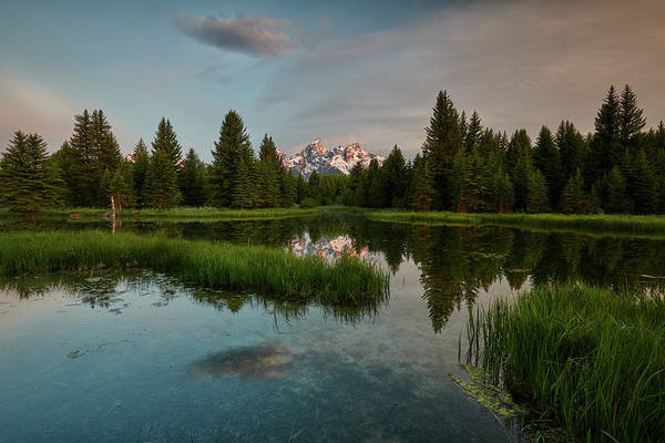 Wall Art - Photograph - Schwabacher Morning by Jon Glaser