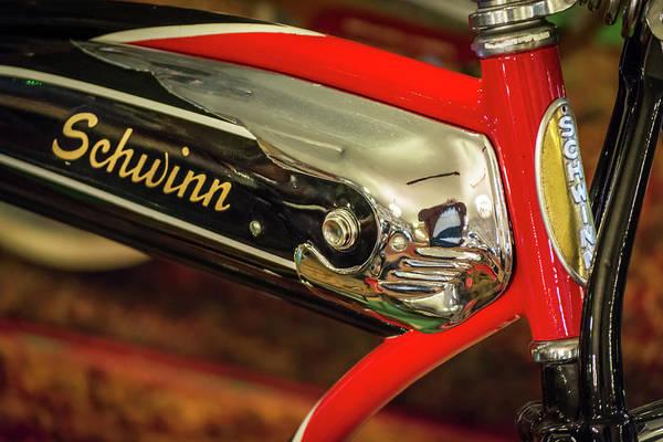 Photograph - Schwinn Classic by Stewart Helberg