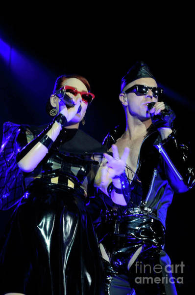 Photograph - Scissor Sisters Photo 7 by Phill  Potter