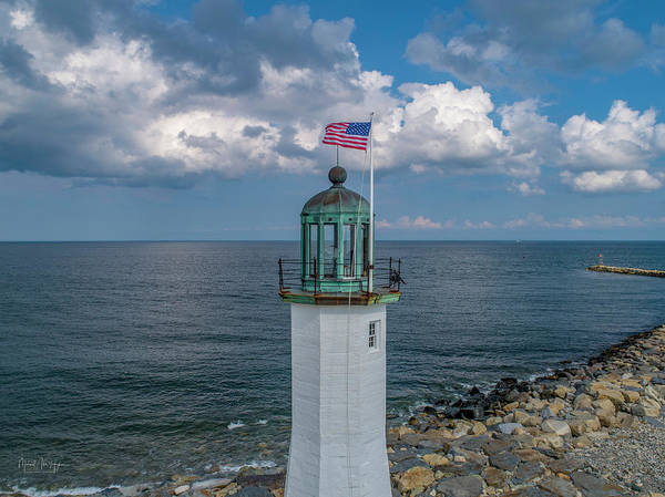 Photograph - Scituate Strong by Michael Hughes