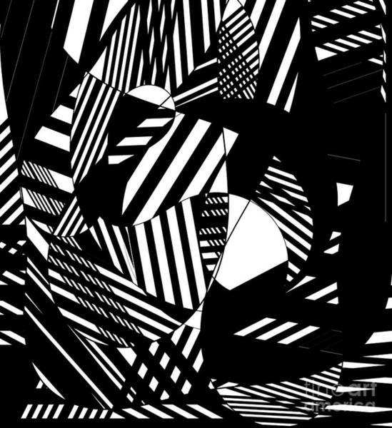 Fluid Digital Art - Score, 2019, Gradient by Alex Caminker